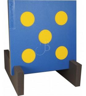 BASTIDOR ARCHERY BATTLE 60x60x5 cm
