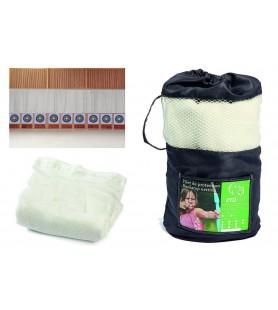 ERA REDE PROTECÇÃO KID 2,7x3 M (Protecção»2,5 m +/-) Branco