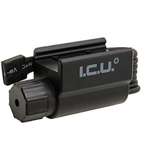 ICU CAMERA TACTICAM 2.0 HD, foto / video
