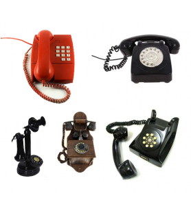 ALUGUER / TELEFONES (diferentes modelos disponíveis)