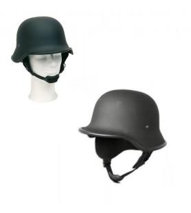 CAPACETE ALEMÃO WWII, M18 / PLÁSTICO