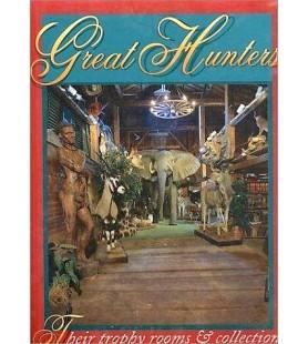 """LIVRO """"GREAT HUNTERS, VOL II"""" ,  Safari Press"""