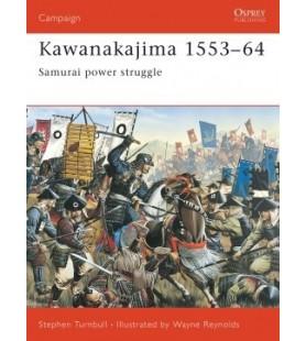 "LIVRO OSPREY ""KAWANAKAJIMA 1553-64"" CAM 130"