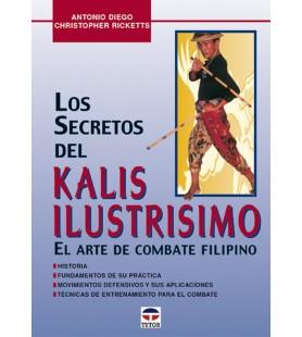 """LIVRO """"LOS SECRETOS DEL KALIS ILUSTRÍSSIMO"""""""
