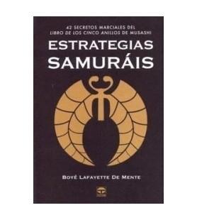 """LIVRO """"ESTRATEGIAS SAMURÁIS"""""""
