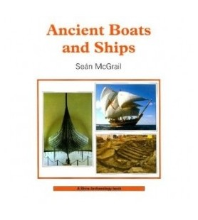 """LIVRO OSPREY """"ANCIENT BOATS AND SHIPS"""""""
