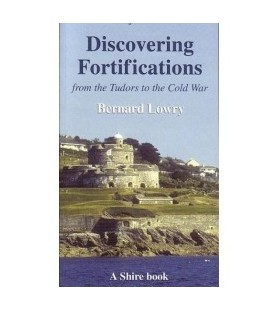 """LIVRO SHIRE """"DISCOVERING FORTIFICATIONS"""""""