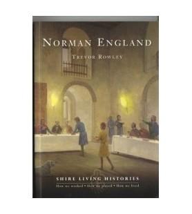"LIVRO OSPREY ""NORMAN ENGLAND"" SLH 008"