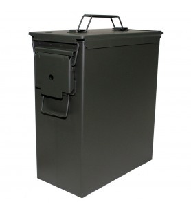 US CAIXA METAL CAL.50mm PA60 30,5x15,4x34 cm
