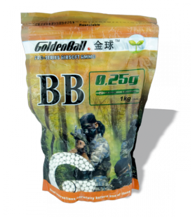 BB BOLAS  0.25G (+/- 4000), SACO 1 KG