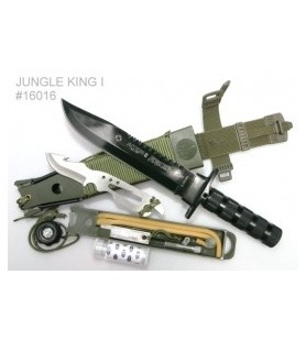 AITOR FACA JUNGLE KING I /BLACK 16016