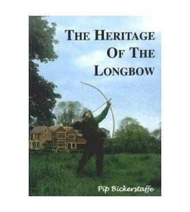"""LIVRO """"THE HERITAGE OF THE LONGBOW"""""""
