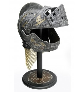 Game Of Thrones - Loras Tyrell's Helm , Guerra dos Tronos Capacete Loras Tyrell's