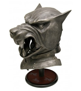 Game Of Thrones - The Hound's Helm , Guerra dos Tronos Capacete The Hound's