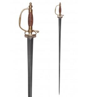 BATTLE ESPADA EUROPEIA SEC. XVIII (COURT SWORD)