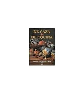 """LIVRO """"DE CAZA Y COCINA"""""""