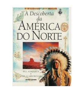 """LIVRO """"À DESCOBERTA DA AMÉRICA DO NORTE"""" (DIVERSOS)"""