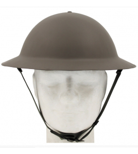 ARMY CAPACETE MILITAR BRITANICO WW2 (RÉPLICA)